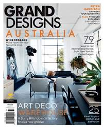 Grand Designs Australia issue Issue#7.3 - Jun 2018