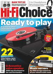 Hi-Fi Choice issue Jul-18