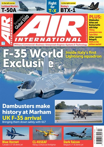 AIR International issue   July 2018