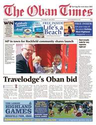 The Oban Times & Lochaber Times issue 21st June 2018