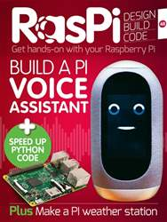 RasPi issue Issue 48