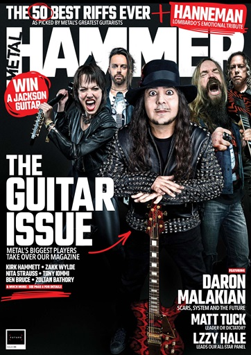 Metal Hammer Preview
