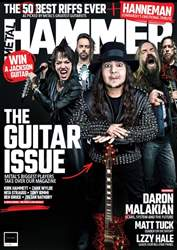 Metal Hammer issue August 2018