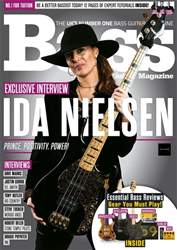 Bass Guitar issue July 2018