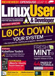 Linux User and Developer issue Issue 193