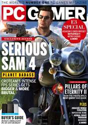 PC Gamer (UK Edition) issue August 2018