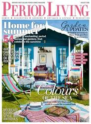 Period Living Magazine issue August 2018