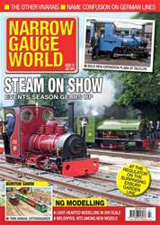 Narrow Gauge World issue Jul-18