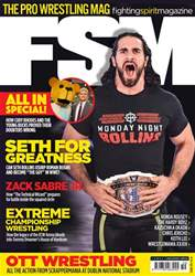 Fighting Spirit Magazine issue Issue 159