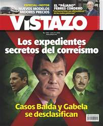 Revista Vistazo issue VISTAZO 1220
