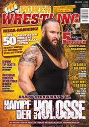 Power-Wrestling issue Juli 2018