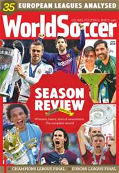 World Soccer issue June 2018