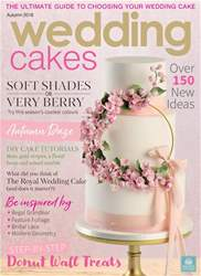 Wedding Cakes issue Autumn 2018
