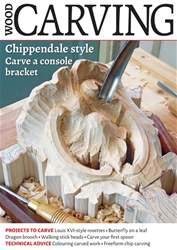 Woodcarving issue Jul/Aug 18