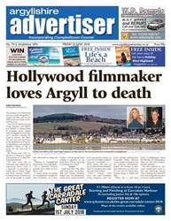 Argyllshire Advertiser issue 22nd June 2018