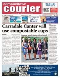Campbeltown Courier issue 22nd June 2018