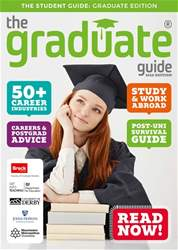 The Graduate Guide issue The Graduate Guide 2018