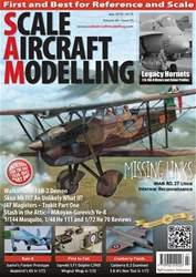Scale Aircraft Modelling issue July 2018
