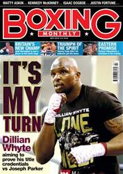 Boxing Monthly issue July 2018