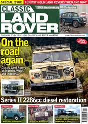 Classic Land Rover Magazine issue   August 2018