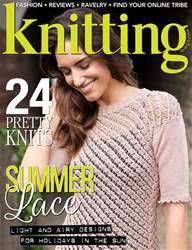Knitting issue August 2018