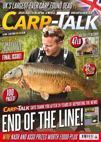 Carp-Talk issue 1231