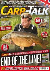 Carp-Talk issue Carp-Talk