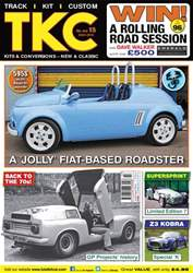 TKC Magazine issue Jul Aug 2018