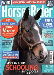 Horse&Rider Magazine – August 2018 issue Horse&Rider Magazine – August 2018