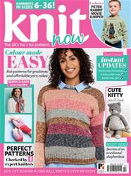 Knit Now issue Issue 90