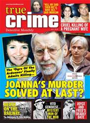 True Crime issue True Crime July 2018