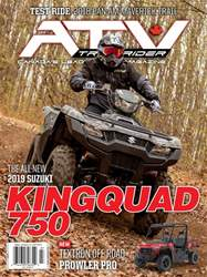 ATV Trail Rider issue July / August 2018