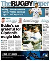 The Rugby Paper issue 24th June 2018