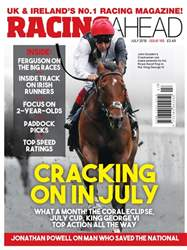 Racing Ahead issue July'18