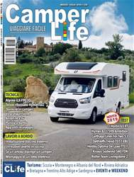 CAMPER LIFE issue Jul-18