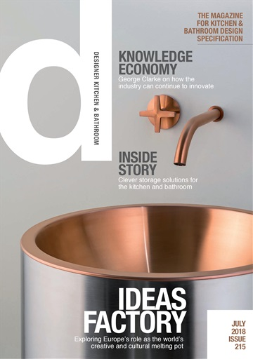 Designer Kitchen & Bathroom Magazine - July 2018 Subscriptions ...