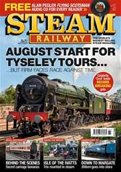 Steam Railway issue Issue 481