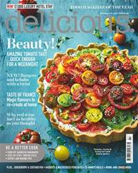 Delicious Magazine issue July 2018
