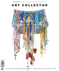 Art Collector issue Issue 85