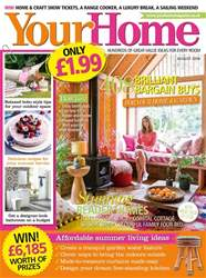 Your Home Magazine issue August 2018