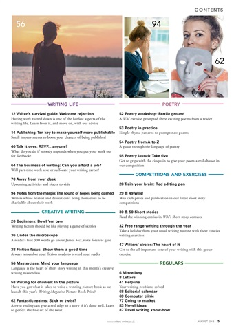 Writing Magazine Preview 5