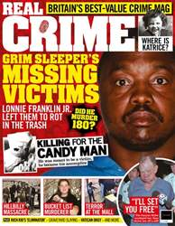Real Crime Magazine Cover