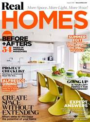 Real Homes Magazine issue August 2018