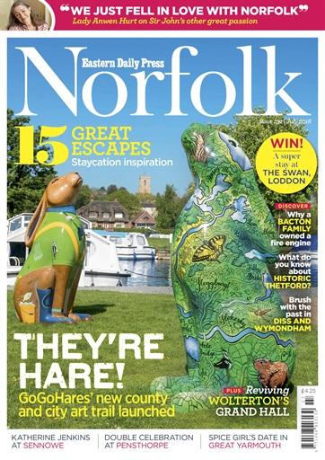 EDP Norfolk Preview