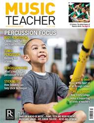 Music Teacher issue July 2018