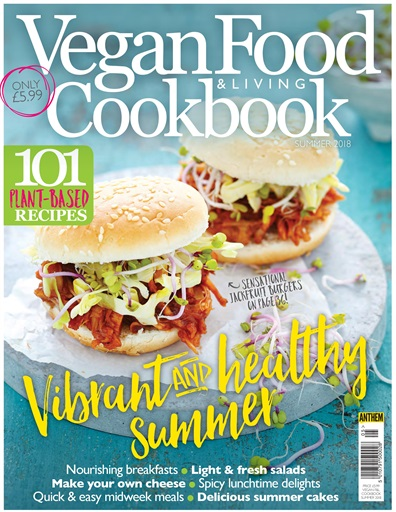 Vegan Food & Living Cookbook Preview