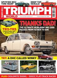 Triumph World issue Aug-Sept 2018