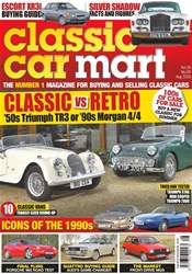 Classic Car Mart issue August 2018