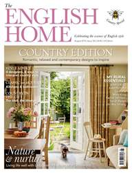 The English Home issue August 2018