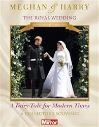 Royal Bookazine Magazine Cover